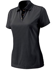 Charles River Apparel 2160 Women Micro Stripe Polo at GotApparel
