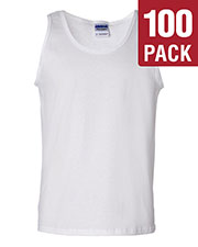 Gildan G220 Men Ultra Cotton 6 Oz. Tank 100-Pack at GotApparel