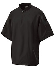 Holloway 222285  Youth Polyester Short Sleeve Equalizer Jacket at GotApparel