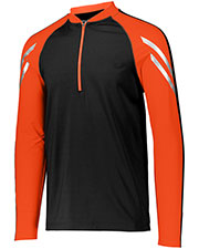 Holloway 222502 Unisex Flux 1/2-Zip Pullover at GotApparel