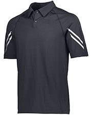 Holloway 222513 Unisex Dry-Excel Spandex Knit Flux Polo at GotApparel