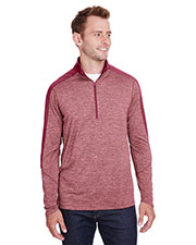Holloway 222542 Men Electrify 1/2 Zip Pullover at GotApparel