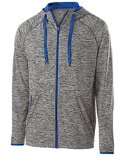 Holloway 222543 Unisex Force Warm-Up Full-Zip Jacket at GotApparel