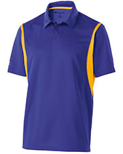 Holloway 222547 Unisex Dry-Excel Integrate Polo T-Shirt at GotApparel