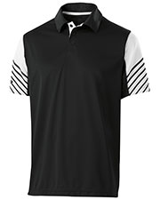 Holloway 222548 Unisex Arc Polo T-Shirt at GotApparel
