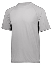Holloway 222551 Men Dry-Excel True Hue Technology Swift Wicking Training T-Shirt at GotApparel