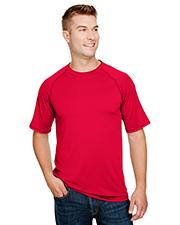 Holloway 222551 Men Dry-Excel True Hue Technology Swift Wicking Training T-Shirt at GotApparel