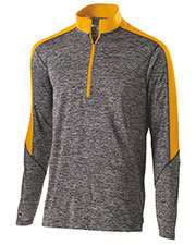 Holloway 222642 Youth Electrify 1/2 Zip Pullover at GotApparel