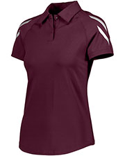 Holloway 222713 women Dry-Excel Flux Polo at GotApparel