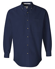 Featherlite 3281  Long Sleeve Stain-Resistant Twill Shirt at GotApparel