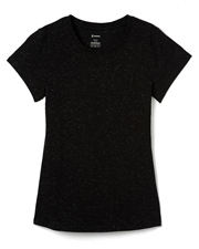 Soffe 2264V  Jrs Sparkle Tee at GotApparel