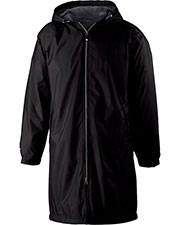 Holloway 229162 Men Polyester Full Zip Conquest Jacket at GotApparel