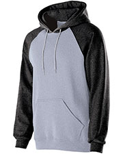 Holloway 229179 Men Cotton/Poly Fleece Banner Hoodie at GotApparel
