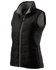 Holloway 229314 Women Full Zip Admire Vest at GotApparel