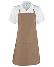 Augusta 2300 Women Apron With Adjustable Neck & Waist Ties at GotApparel