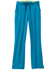 White Swan 2313 Drawstring Stretch Pant at GotApparel