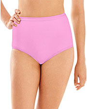 Bali 2324 Women FullCutFit Stretch Cotton Brief at GotApparel