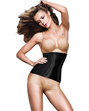 Maidenform 2368 Women EasyUp Waist Nipper Shapewear at GotApparel