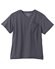 White Swan Brands 2374  Jockey  Scrubs 's Mesh Top.  28 Length.  Breathable  Shoulder Panels Keep You Cool And Comfortable. Reflective Tape On Back  Athletic Look.  Sporty V-Neck  All Day Comt.  Chest Pocket. at GotApparel