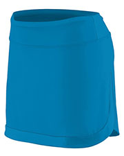 Augusta 2411 Girls Action Color Block Skort at GotApparel