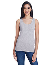 Anvil 2420L Women Stretch Tank at GotApparel