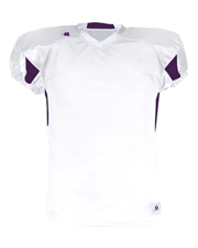 Badger 2487  Youth Atlantic Football Jersey at GotApparel
