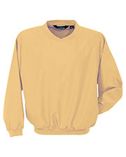Tri-Mountain 2500 Men's Windstar Long-Sleeve Wind Shirt at GotApparel