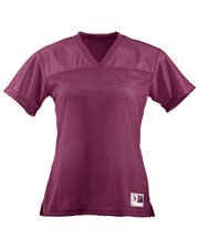 Augusta 250 Women Fit Replica Football T-Shirt at GotApparel