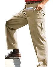 Edwards 2575 Men's Moisture Wicking Chino Cargo Pant at GotApparel