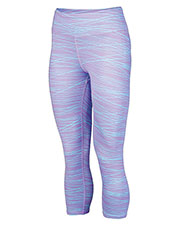 Augusta 2628 Women Hyperform Compression Capri at GotApparel