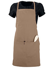 Augusta 2720 Men Waiter Full Length Apron With Pockets OneSize at GotApparel