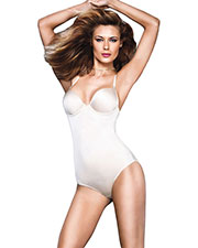 Maidenform 2756 Women Body Briefer with BuiltIn Bra Cups at GotApparel