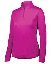 Augusta 2787 Women Attain 1/4 Zip Pullover at GotApparel