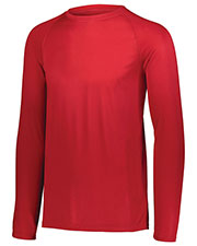 Augusta 2796  Youth Attain Wicking Long Sleeve Shirt at GotApparel