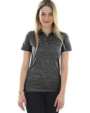 Charles River Apparel 2814 Women Ws Space Dye Polo Shirt at GotApparel