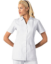 Cherokee 2879 Women Button Front Top at GotApparel