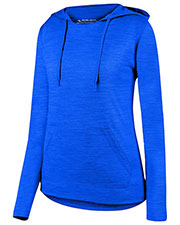 Augusta 2907 Women Shadow Tonal Heather Hoody at GotApparel