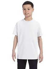 Jerzees 29B Boy 5.6 Oz., 50/50 Heavyweight Blend T-Shirt at GotApparel