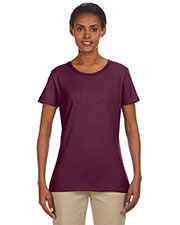 Jerzees 29WR Women 5.6 oz., 50/50 Heavyweight Blend T-Shirt at GotApparel
