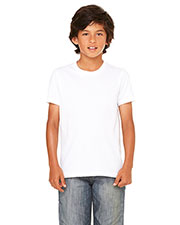Bella + Canvas 3001Y Boys Jersey short sleeve T-Shirt at GotApparel