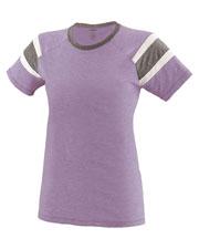Augusta 3011 Women Fanatic Short Sleeve Tee at GotApparel