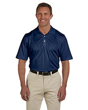 Ashworth 3045 Men Performance Texture Polo at GotApparel