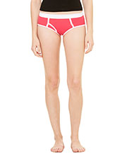 Bella + Canvas 304 Women Cotton/Spandex Boyfriend Brief at GotApparel