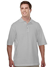 Tri-Mountain 305 Men Assembly Easy Care Knit Cook Shirt at GotApparel