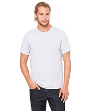 Bella + Canvas 3091 Unisex Heavyweight 5.5 oz. Crew T-Shirt at GotApparel
