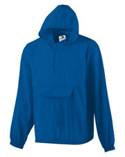 Augusta 3130 Men Pullover Jacket in a Pocket at GotApparel