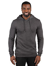 Threadfast Apparel 320H Unisex Ultimate Fleece Pullover Hooded Sweatshirt at GotApparel
