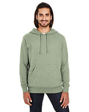 Threadfast Apparel 321H Unisex 7.5 oz Triblend French Terry Hoodie at GotApparel