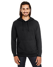 Unisex Triblend French Terry Hoodie at GotApparel
