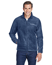 Custom Embroidered Columbia 3220 Men Steens Mountain Full-Zip Fleece at GotApparel